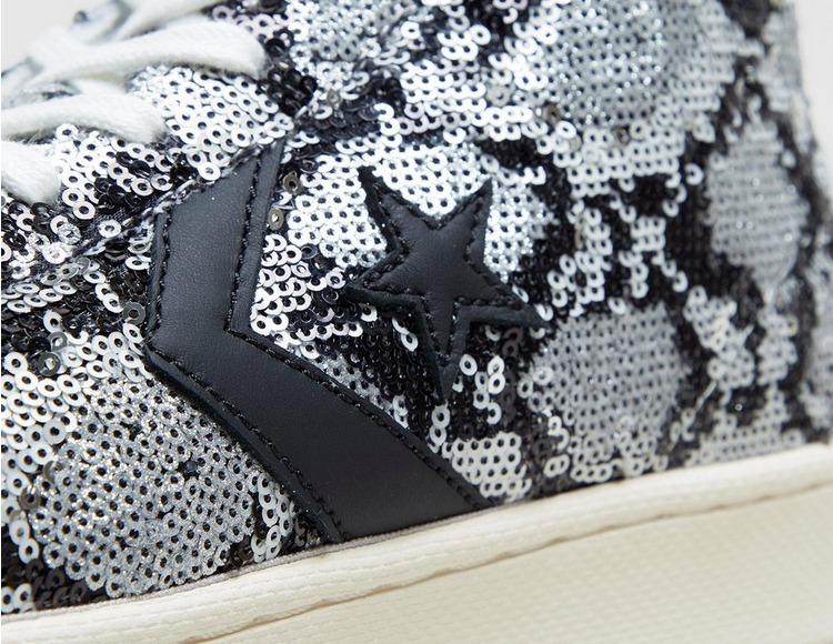 Converse Pro Leather Sequin