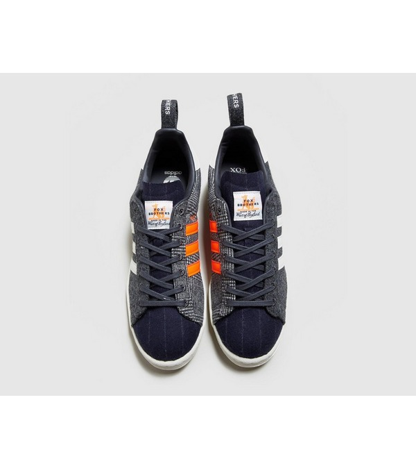 adidas Originals x size? x Fox Brothers & Co Campus 80 | Size?