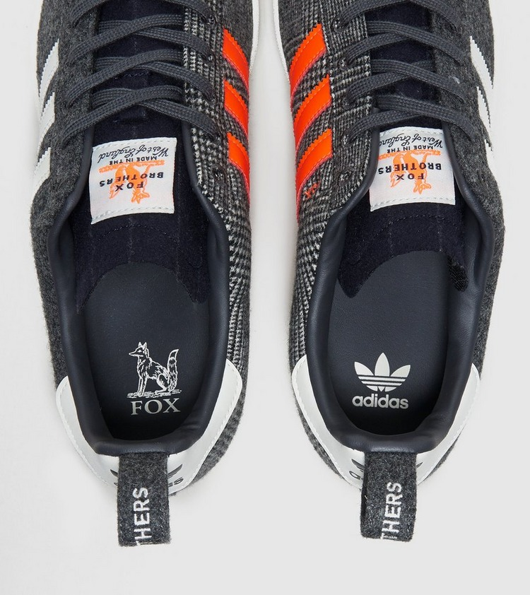 adidas Originals x size? x Fox Brothers & Co Campus 80