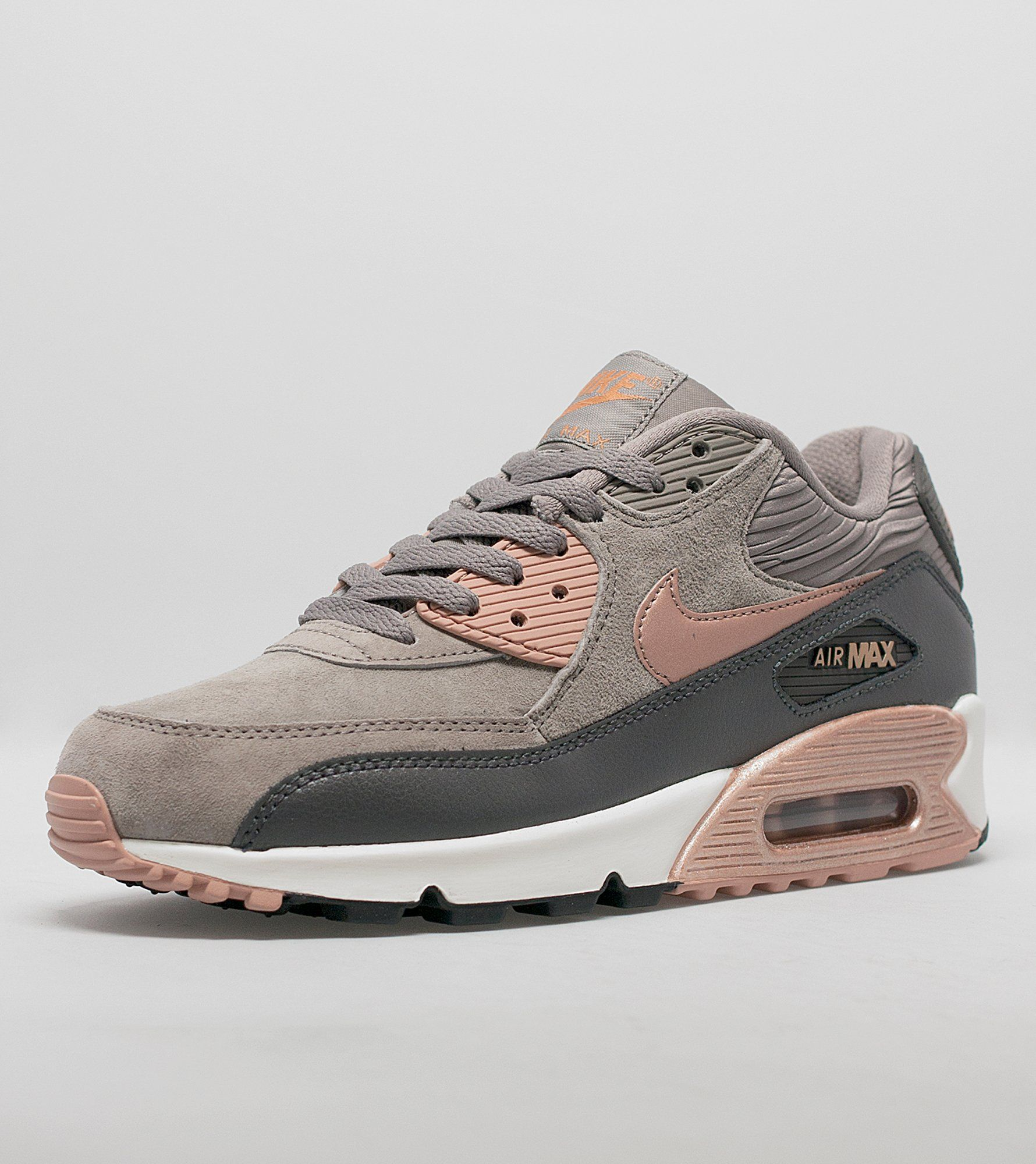 nike air max 90 rose beige
