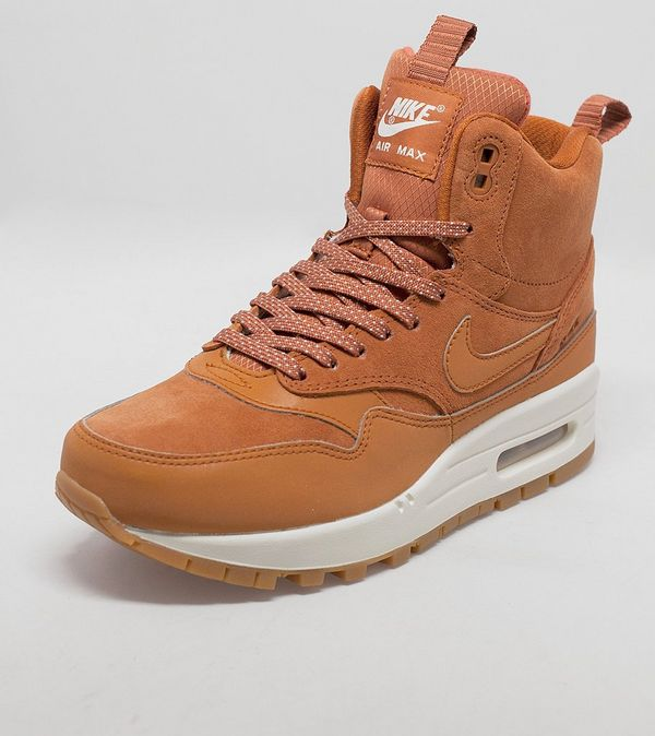 huge selection of 2a6e1 1eff0 Nike Air Max 1 Mid Sneakerboot Women s