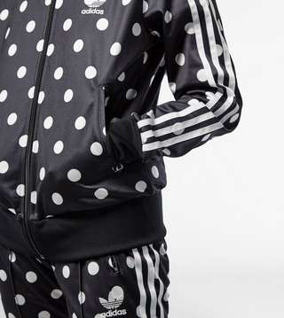 adidas Originals Polka Dot Slim Superstar Track Pants | Size?