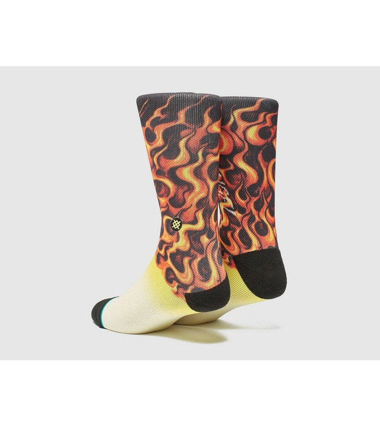 Stance Angel Flame Socks