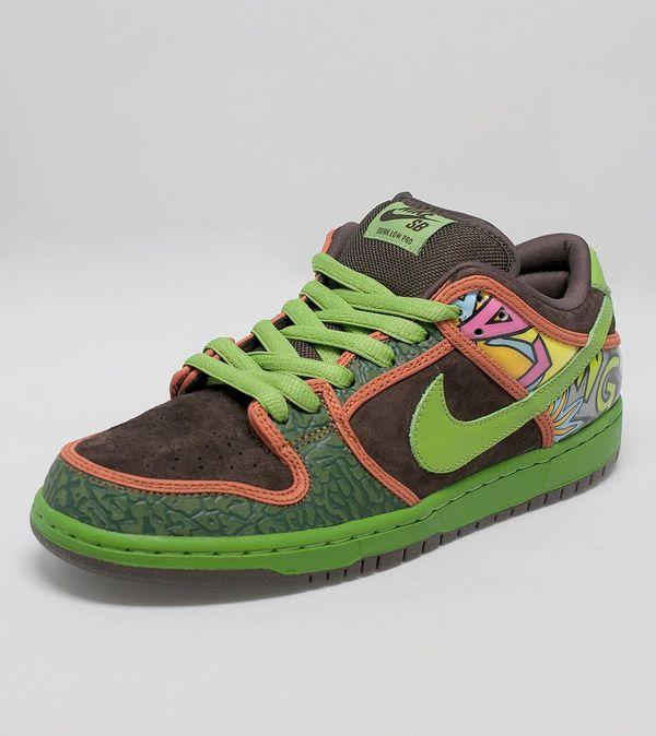 half off 36c22 73cad Nike SB Dunk Low Premium  De La Soul