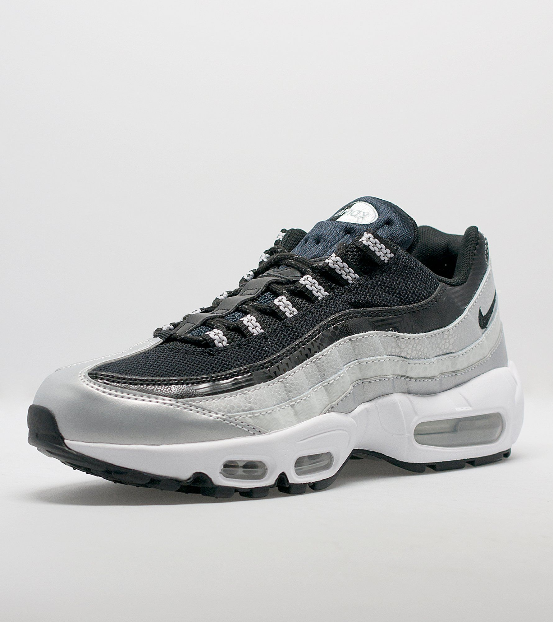 buy popular 1442b 7b6de Nike Air Max 95 QS Women s  Platinum Anniversary    Size