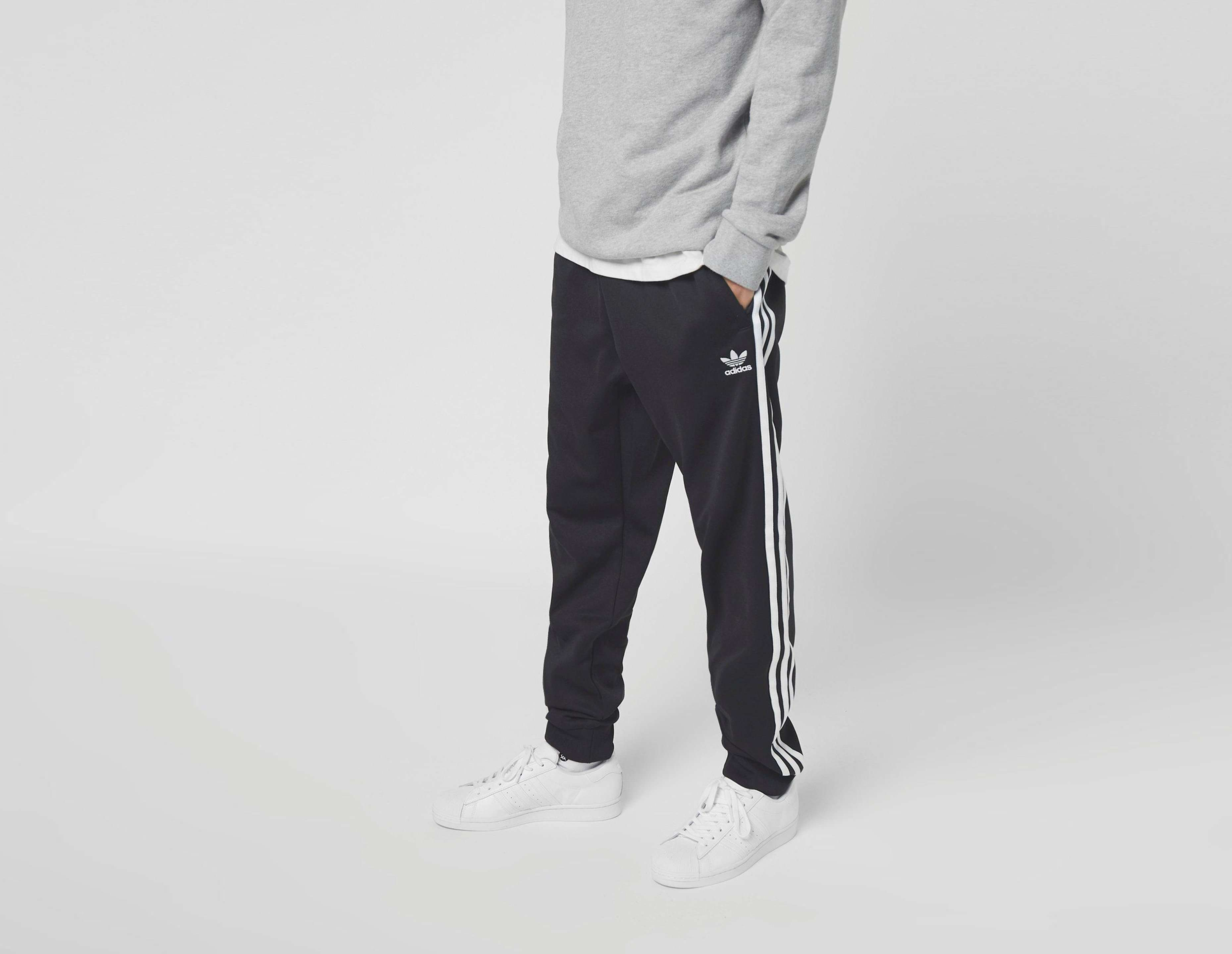 search for authentic highly praised fashion adidas Originals Superstar Cuffed Track Pants | Size?