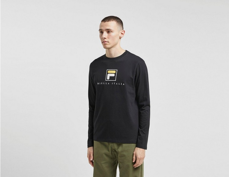 Fila Major Long Sleeve T-Paita