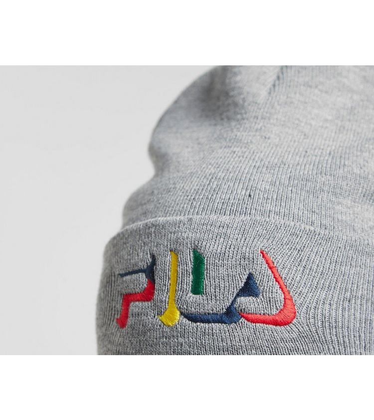 Fila Malcome Embroidery Beanie