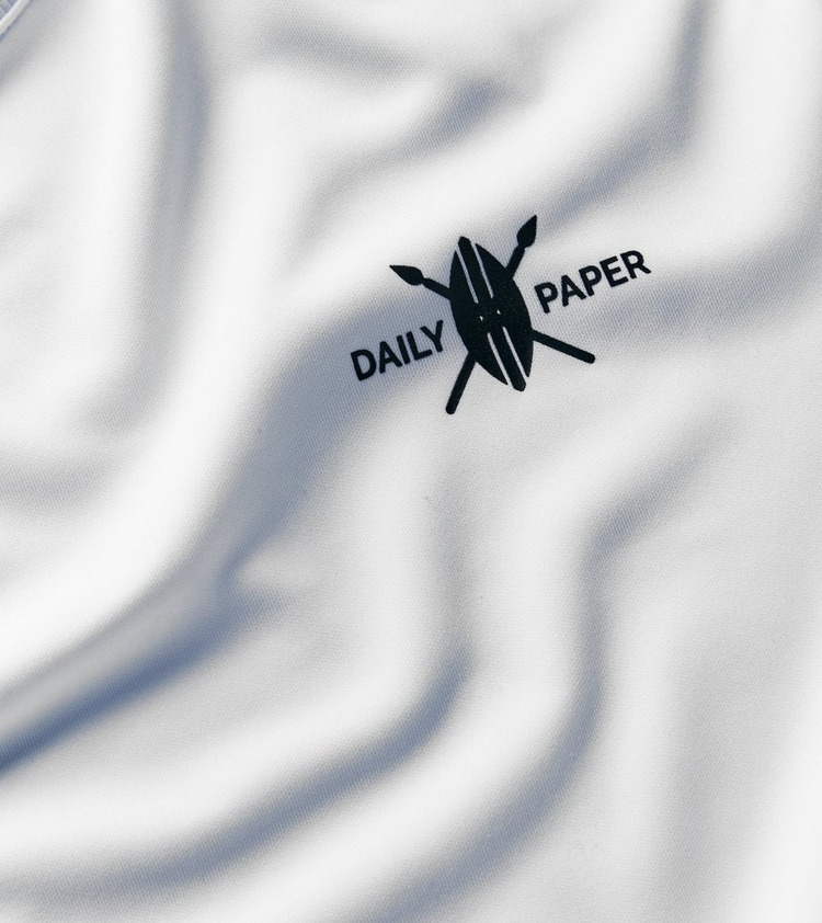 Daily Paper Tape Logo T-Shirt