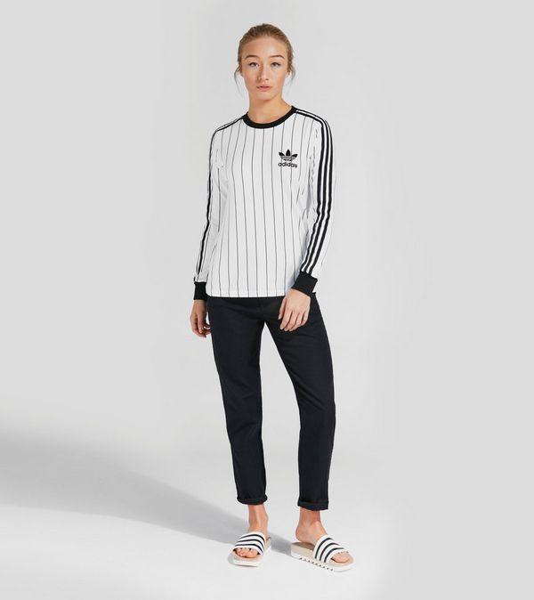 538d2af8e adidas Originals 3 Stripe Long Sleeve T-Shirt Women's | Size?