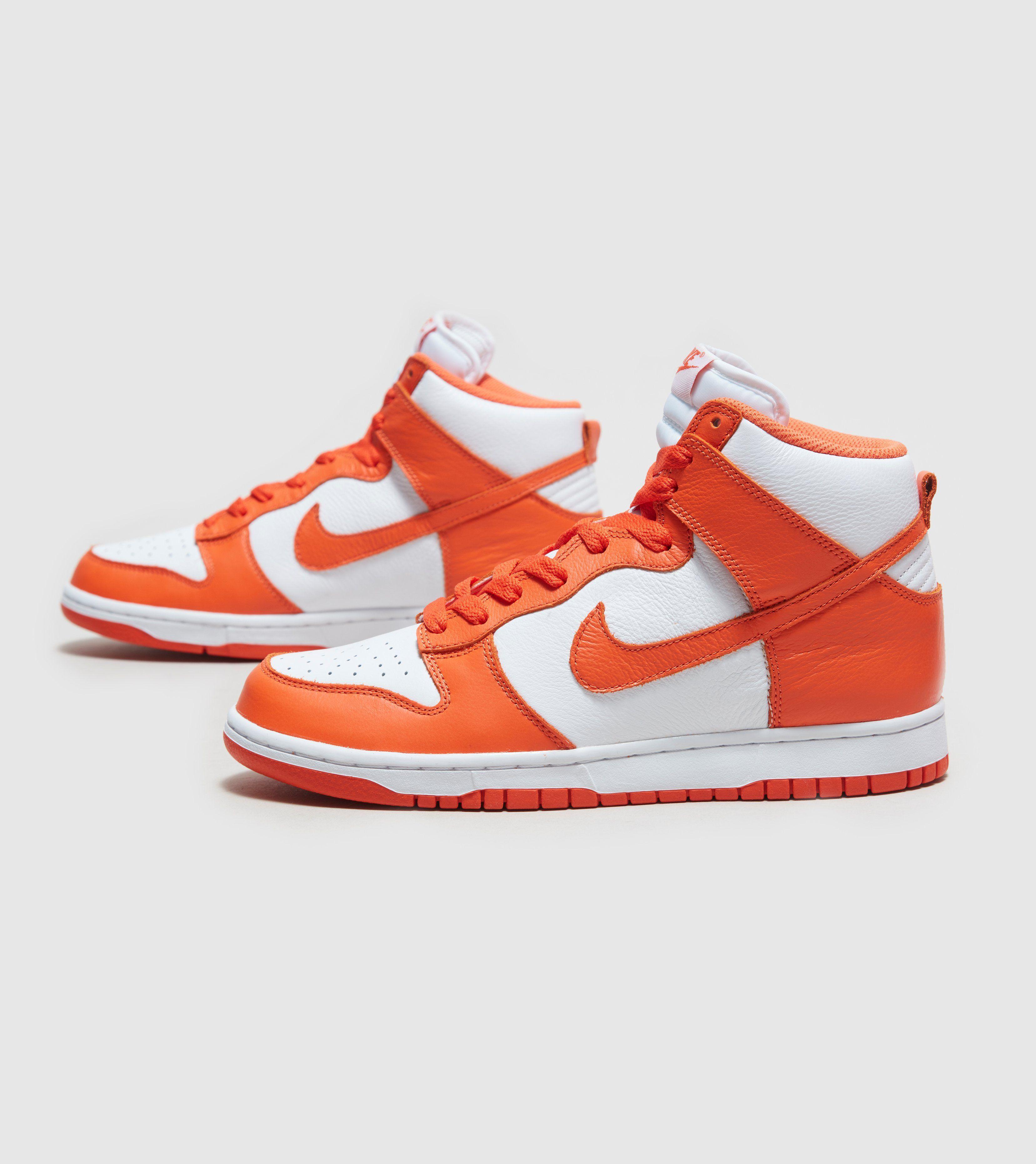 10dfbae861fd Nike Dunk High Retro QS  Syracuse