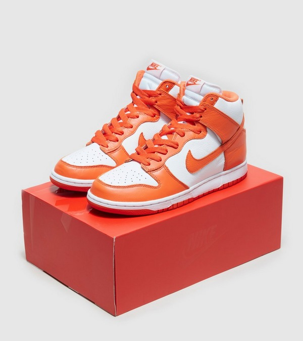 good out x thoughts on huge discount Nike Dunk High Retro QS 'Syracuse' | Size?