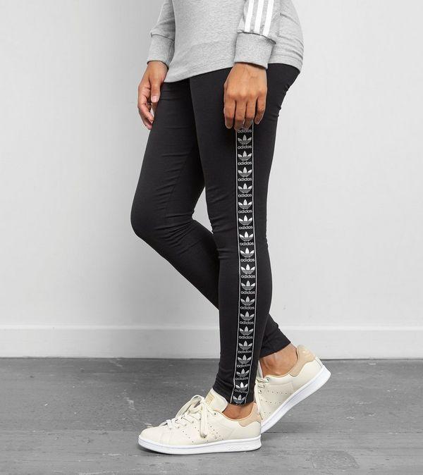 a70e582d5acc12 adidas Originals Tape Leggings | Size?