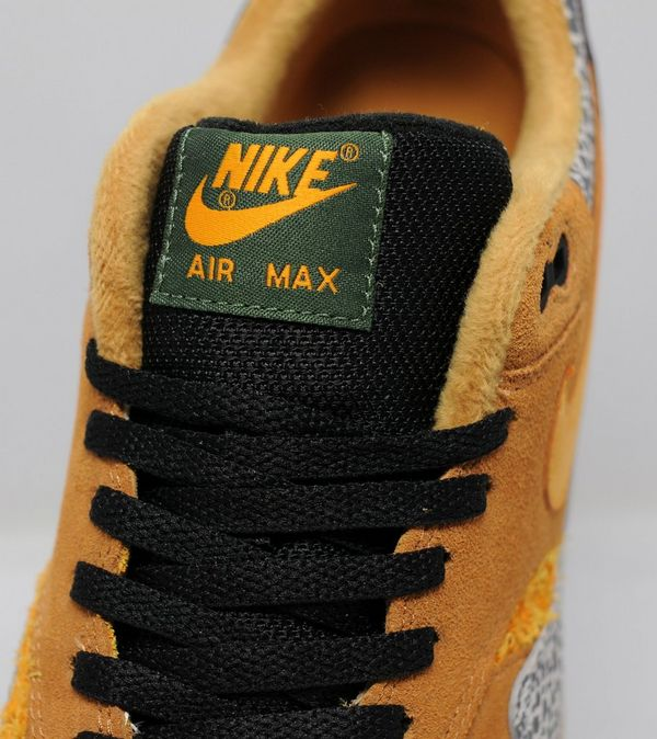 the latest 44974 c6615 Nike Air Max 1 Premium QS  Safari