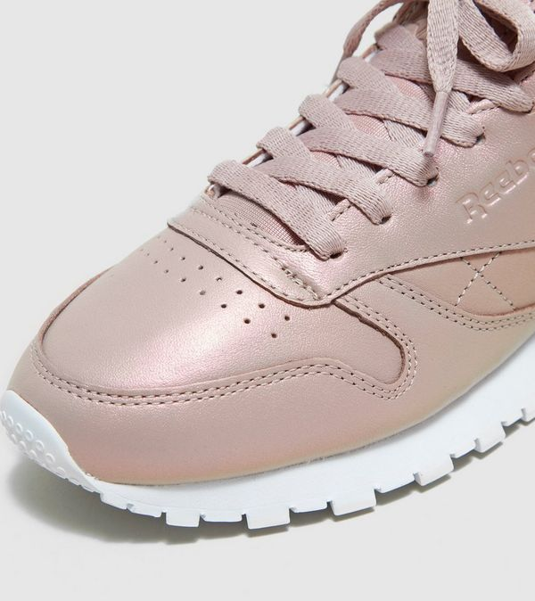 48f27ae7705 Reebok Classic Leather Pearlised Women s