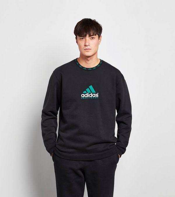 6d9e2034 adidas EQT Crew Sweatshirt | Size?