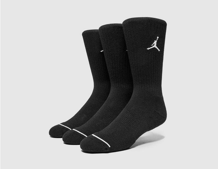 Jordan Lot de 3 paires de Chaussettes Crew