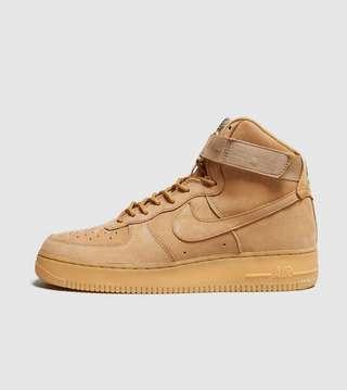 sale retailer e4107 b93fc Nike Air Force 1 High 'Flax'   Size?
