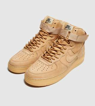 sale retailer 14060 746be Nike Air Force 1 High 'Flax' | Size?