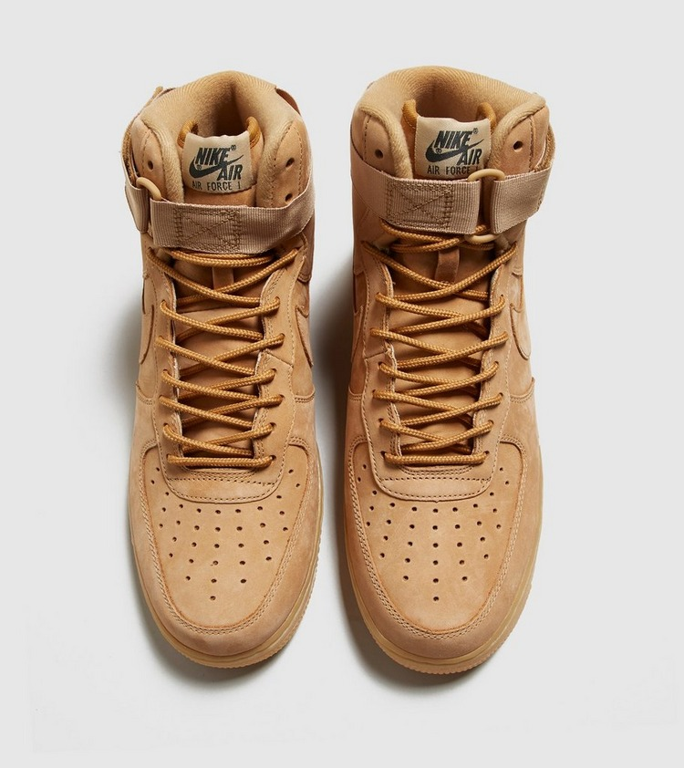 Nike Air Force 1 High 'Flax'