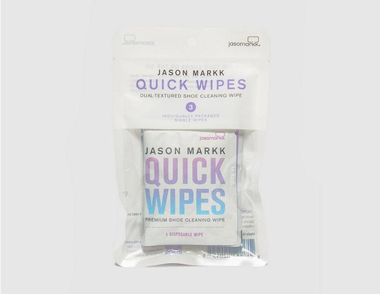 Jason Markk Toallitas Quick Wipes (pack de 3 unidades)