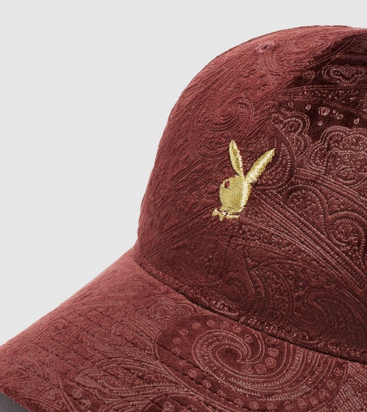 47 Brand Playboy Paisley Cap - Size Exclusive
