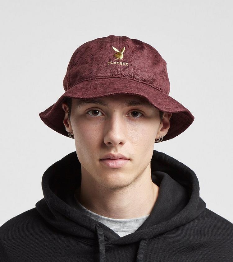 47 Brand Playboy Paisley Bucket Hat - size? Exclusive