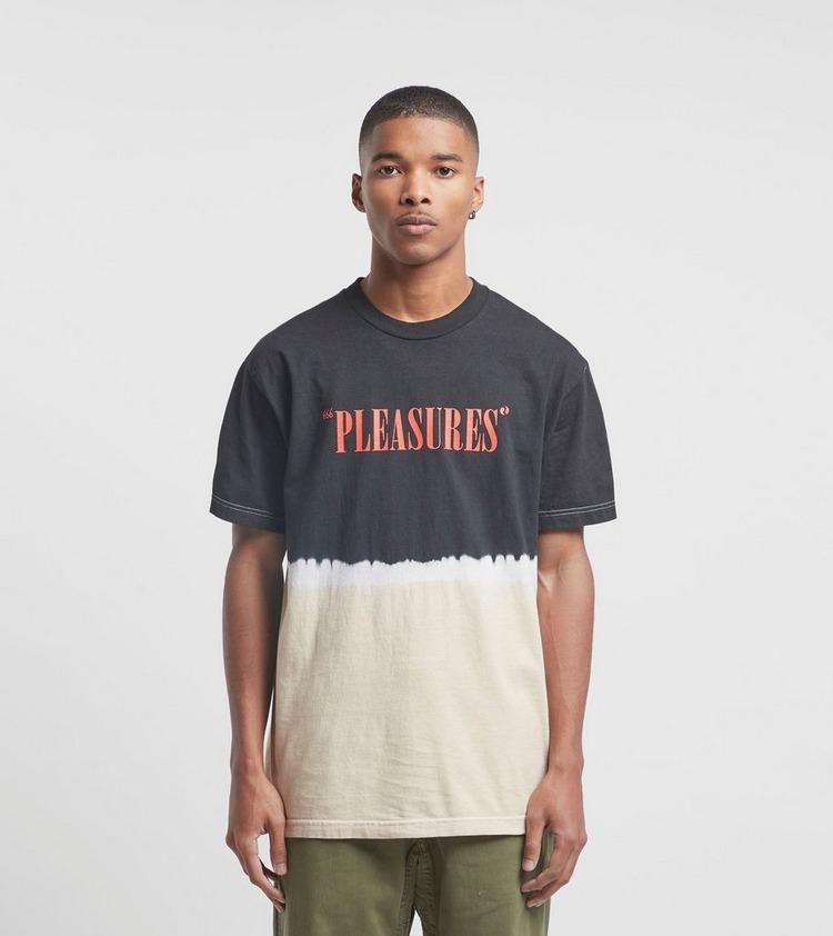PLEASURES Utah Dip Dye T-Shirt