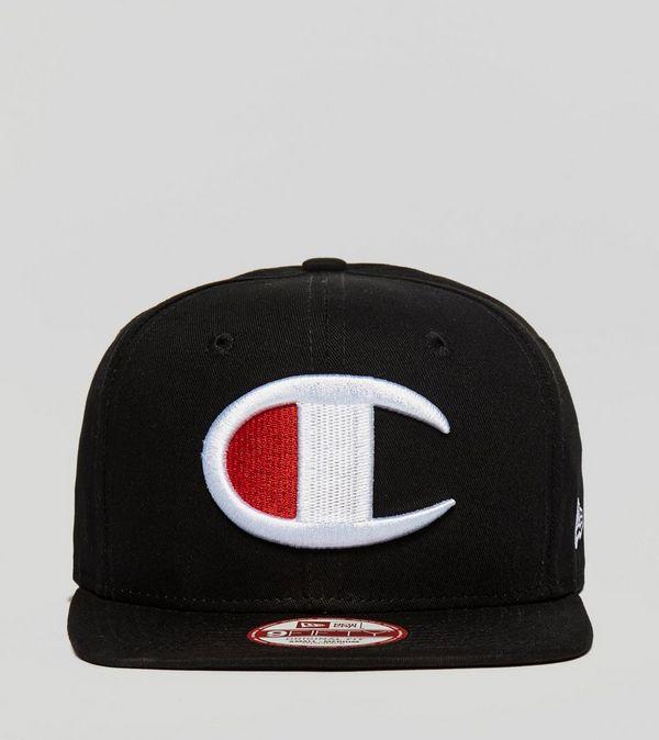 12ca478f9d4 Champion 9FIFTY Big C Logo Snapback Cap