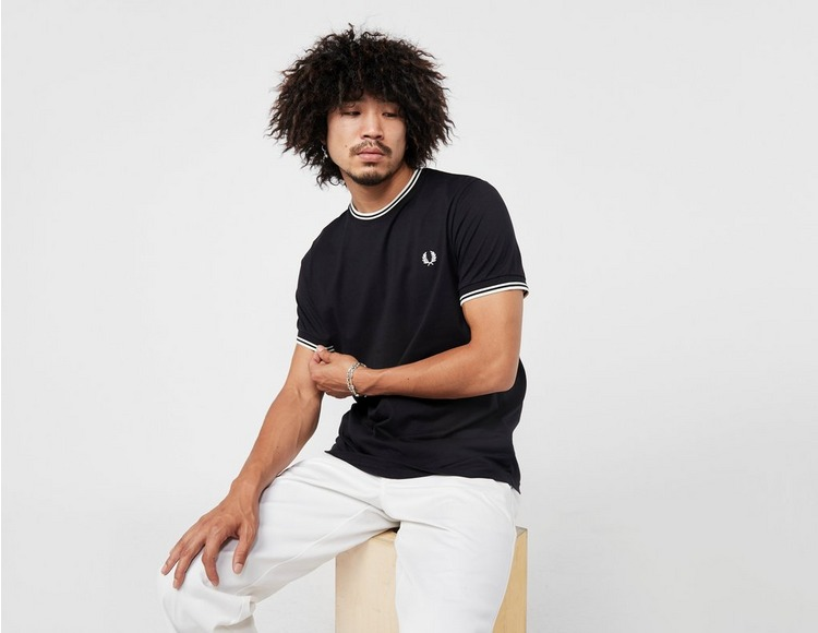 Fred Perry Maglietta Tipped Ringer