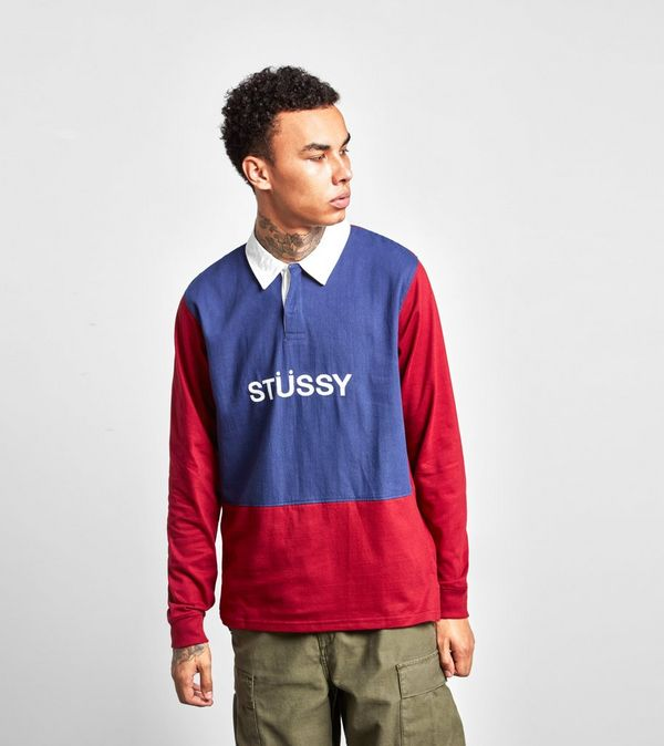 95f5ccbcde Stussy Panel Rugby Shirt | Size?