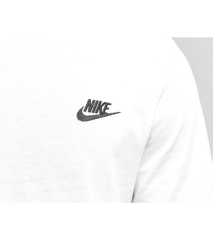 Nike CORE TEE WHT BLK
