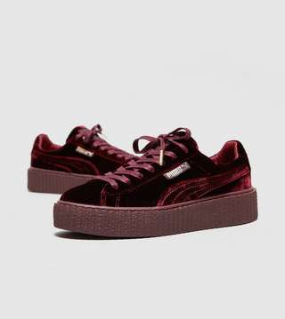 competitive price dd5a9 95e6e PUMA Fenty Creeper Velvet Women's | Size?