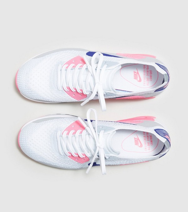 Nike Air Max 90 Ultra 2.0 Flyknit Women's Trainers Size UK 6