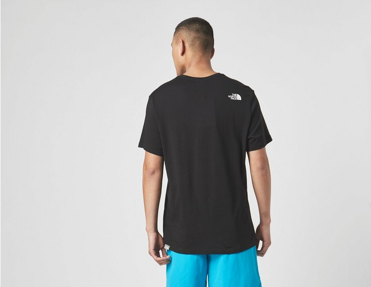 The North Face camiseta Never Stop Exploring