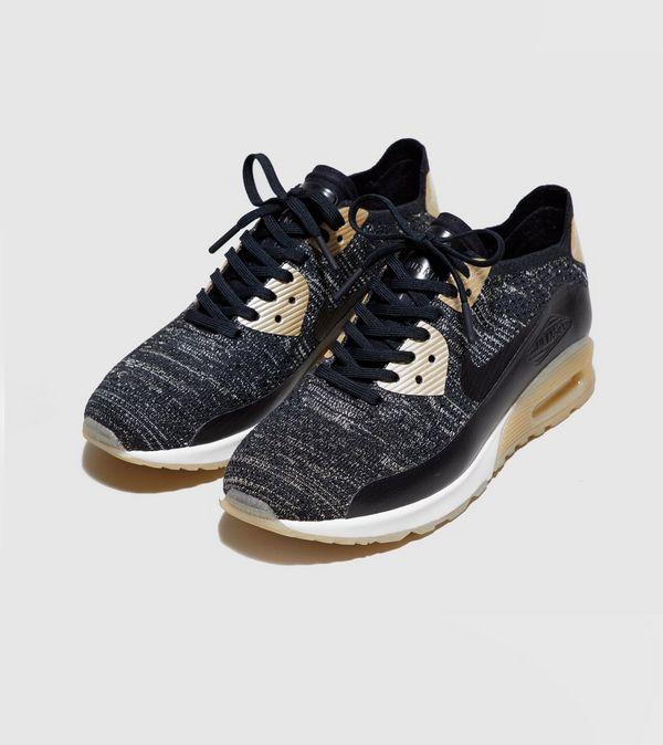separation shoes a2ec8 b1887 Nike Air Max 90 Ultra 2.0 Flyknit Metallic Femme | Size?
