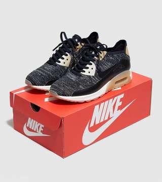 chaussures de séparation bd66c 129cb Nike Air Max 90 Ultra 2.0 Flyknit Metallic Femme | Size?