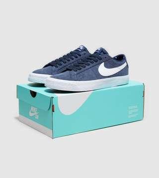 sports shoes 4f319 8e049 Nike SB Blazer Low Suede | Size?