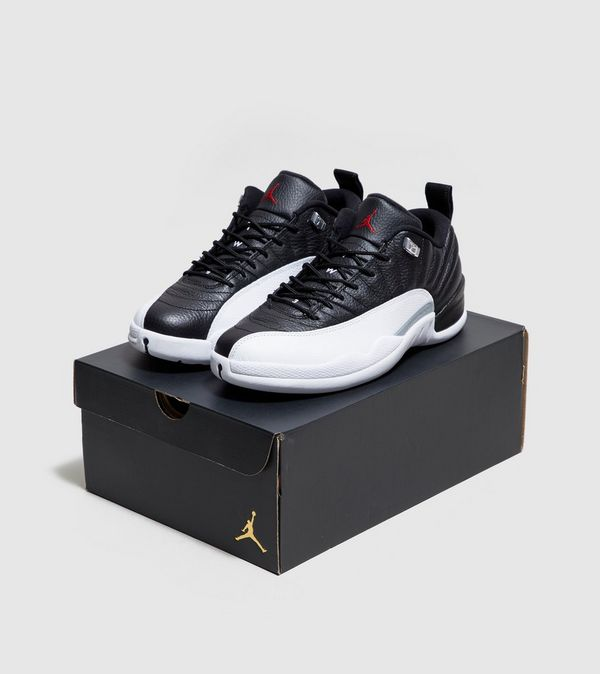 bafe466d91282d Jordan Air Retro 12 Low  Playoffs