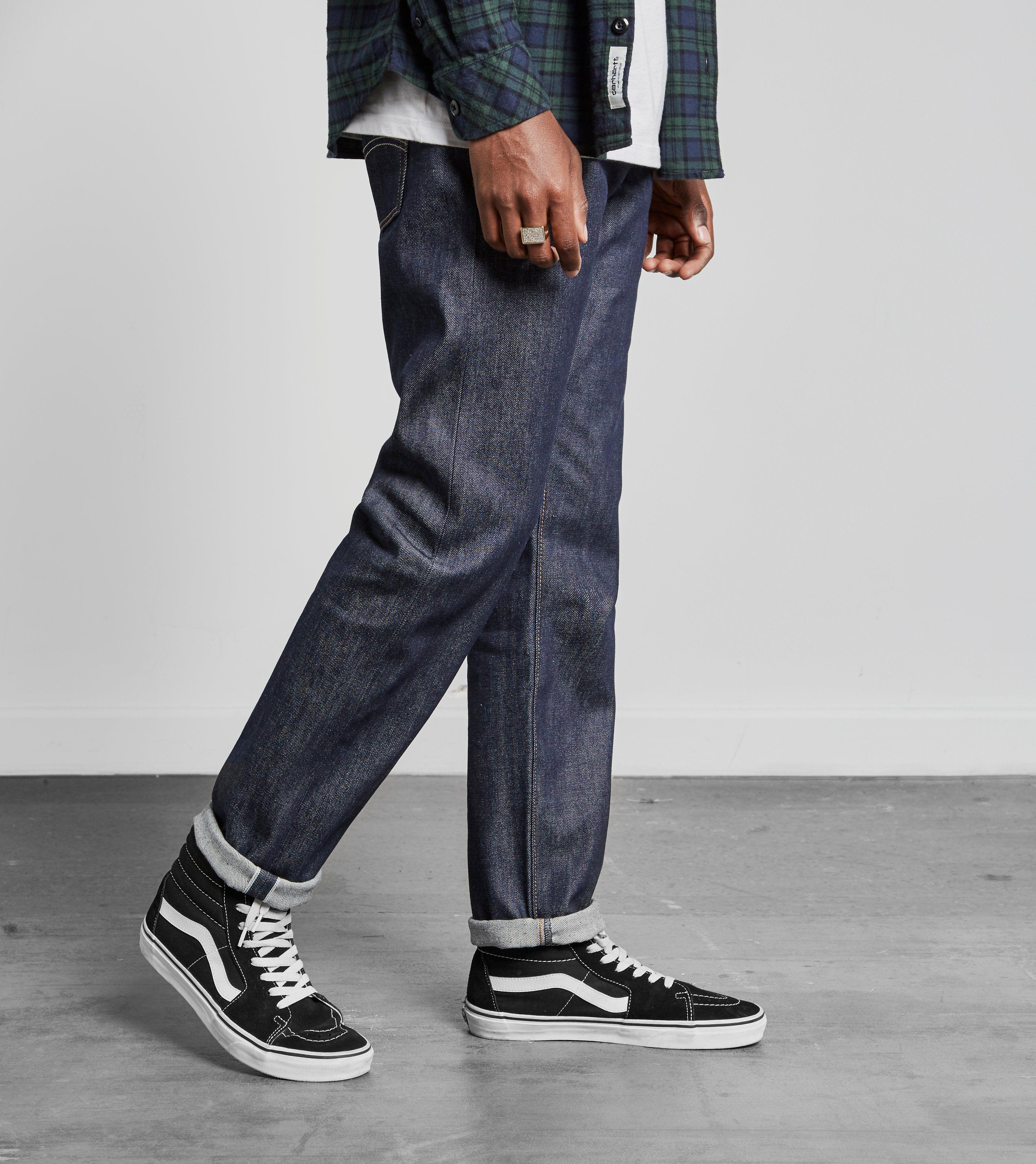 the latest 8b02c b3320 Levis 511 Rigid Selvedge Slim Fit Jeans