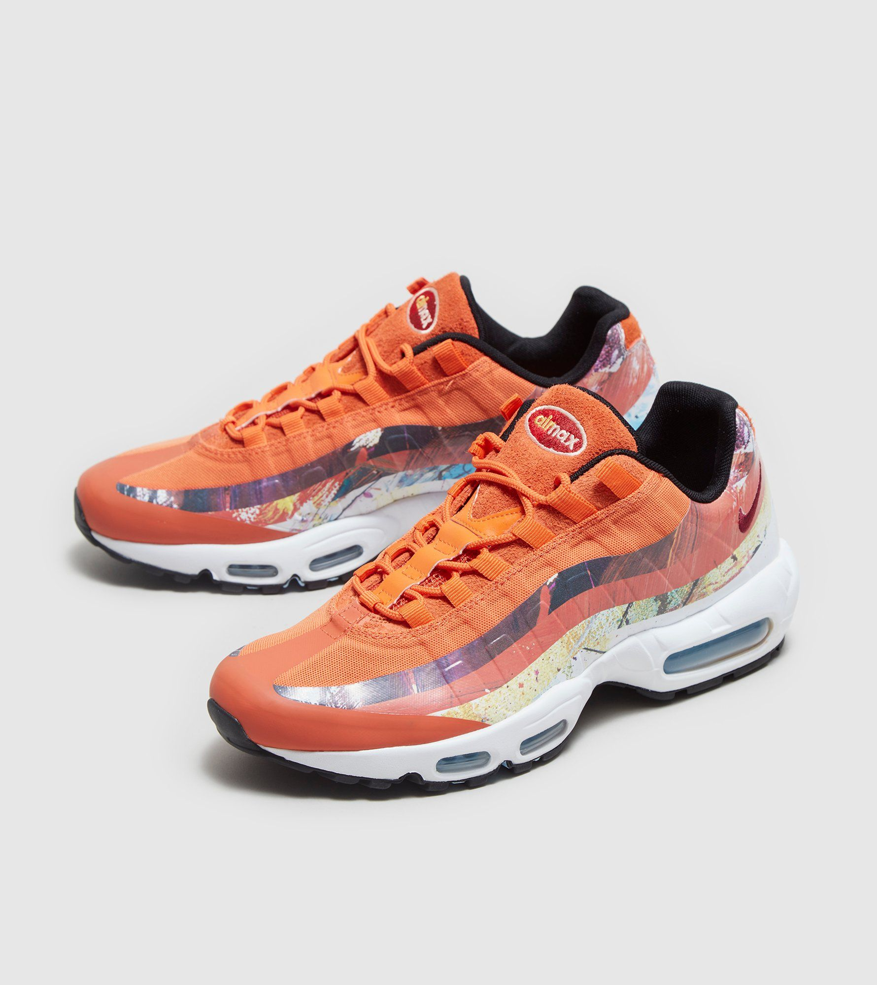 5f6c40ca99 Nike x size? x Dave White Air Max 95 DW | Size?
