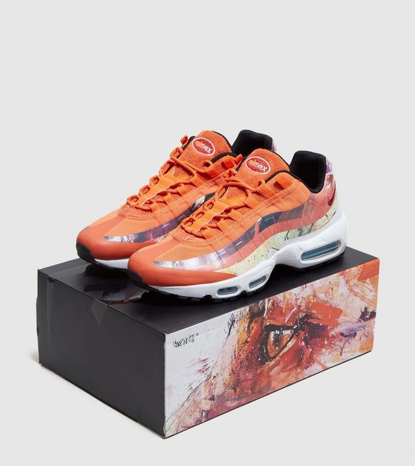 info for bbb96 83598 Nike x size  x Dave White Air Max 95 DW