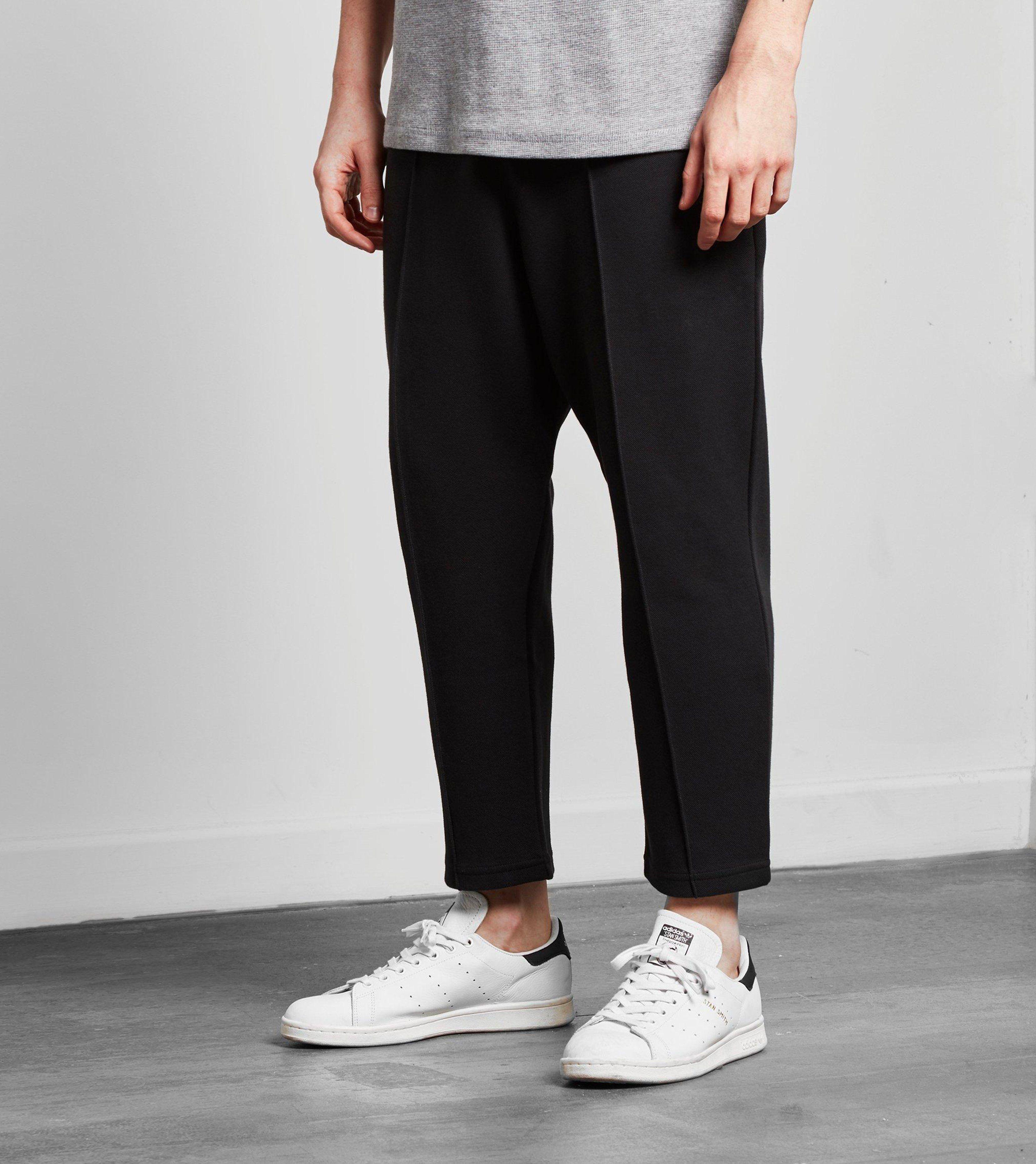 f651a514d9 adidas Originals Cropped Pintuck Pants   Size?