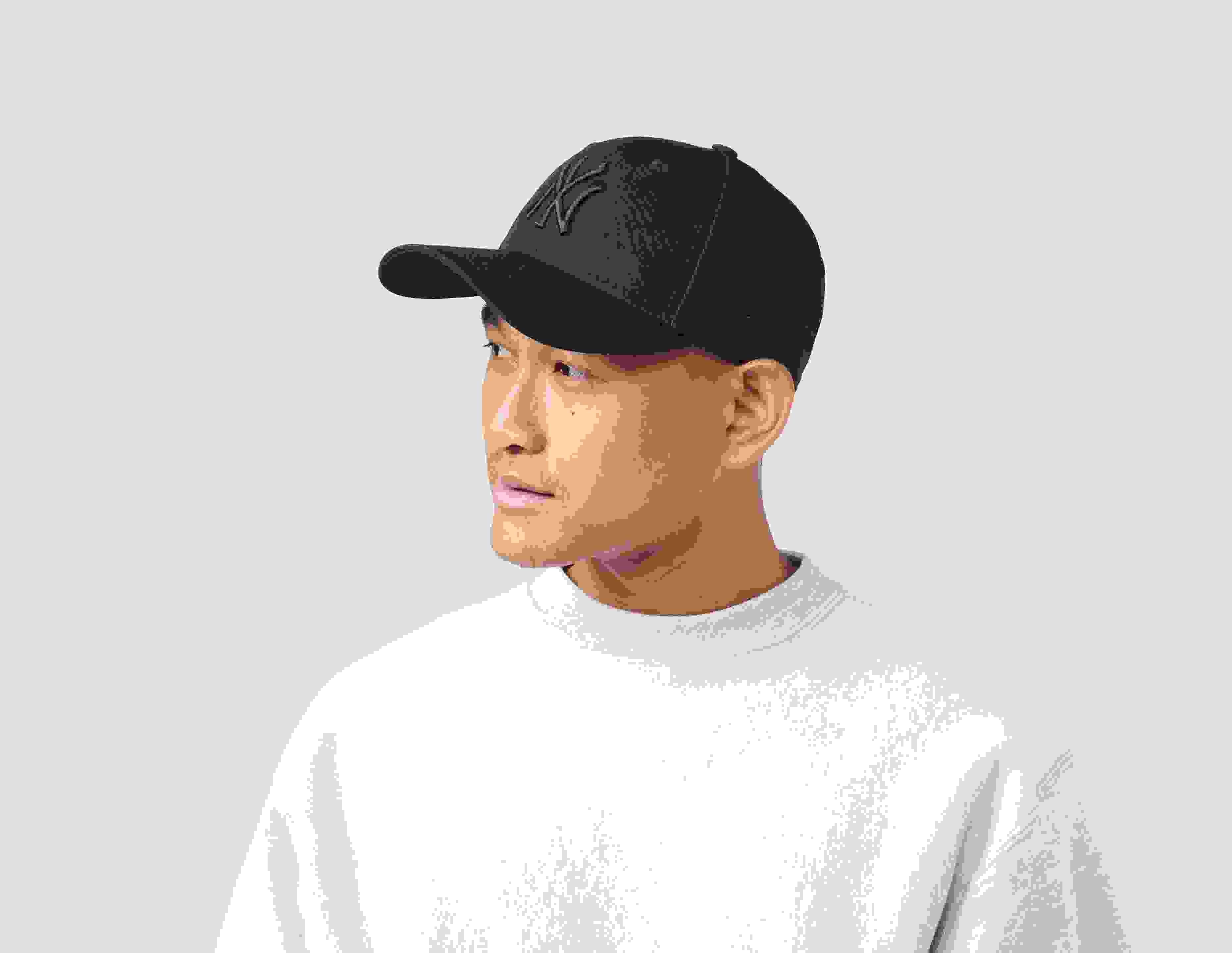 New Era Unisex Jersey 9forty Neyyan Grhwhi Cap Mens Cap