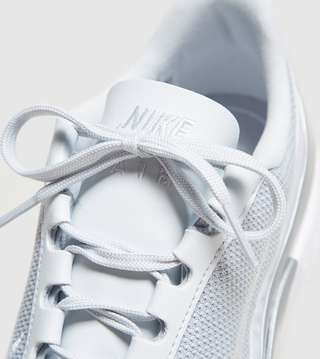 Nike AIR MAX JEWELL PREMIUM W Grey Silver Shoes Low top