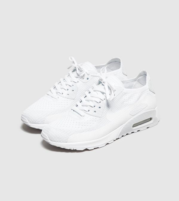buy online 769e7 885e7 Nike Air Max 90 Ultra 2.0 Flyknit Femme   Size