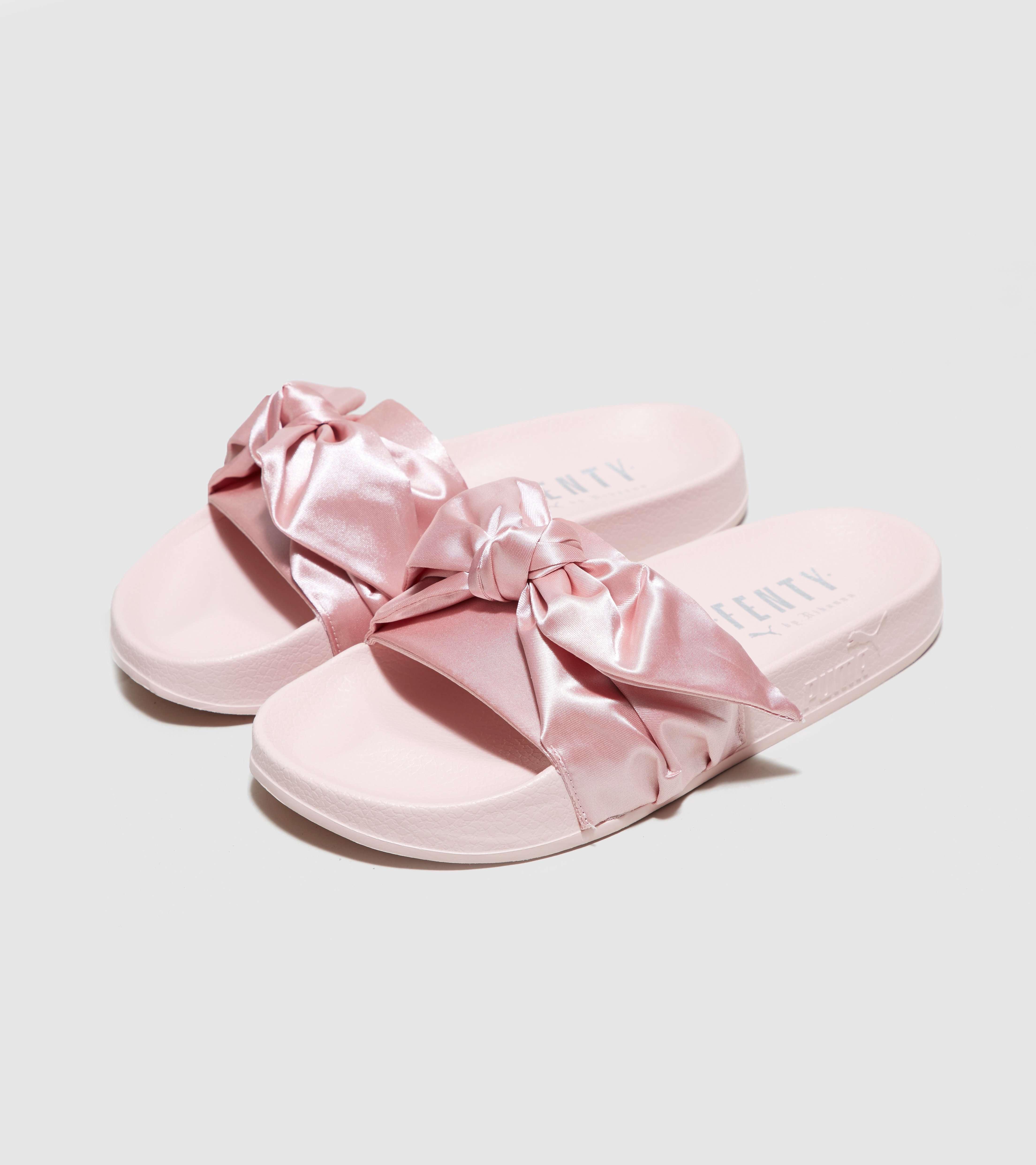 new style ebbb9 ce65b PUMA Fenty Bow Slide Femme | Size?