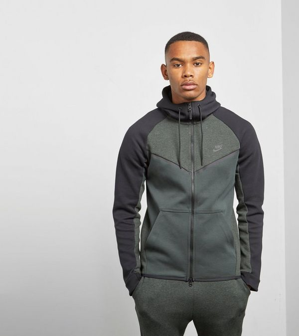 30ef3e1d4ae3 Nike Tech Fleece Windrunner Full Zip Hoodie