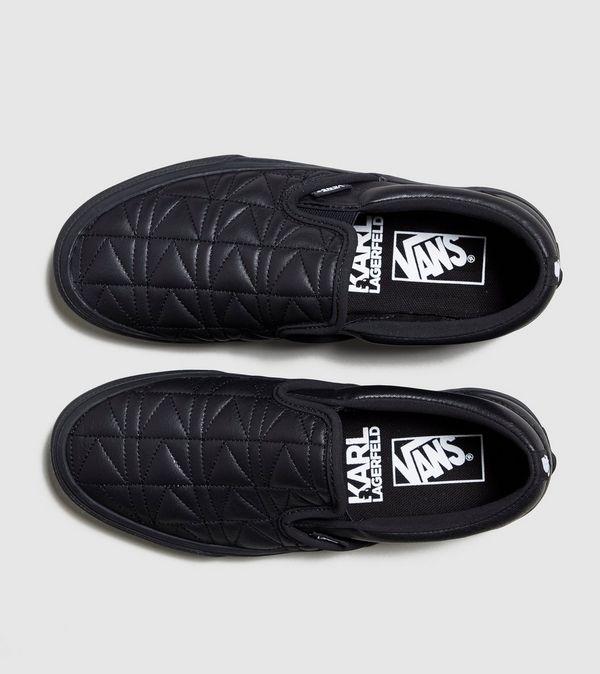 0de4a5ac78 Vans x Karl Lagerfeld Classic Slip-On