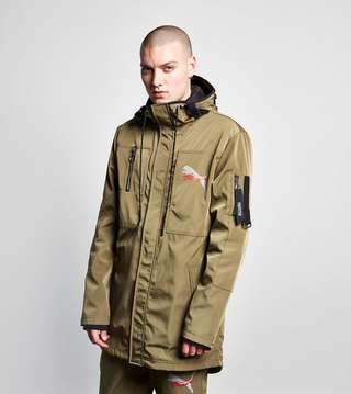 PUMA x Trapstar Jacket   Size?